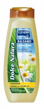 """Balzamas plaukams su ramunėlių ir alavijo ekstraktais """"Genera"""", 500 ml"""