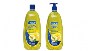 "Skystas muilas ""Genera Liquid Soap Lemon - Odour Removing"""