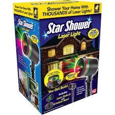 """Lazerinis šviesos efektų projektorius """"Star Shower"""""""
