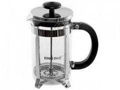"""Stiklinis arbatinukas/kavinukas 0,35L """"King Hoff"""""""
