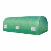 Lengvai sumontuojamas funkcionalaus dizaino šiltnamis 600 x 300 x 200 cm