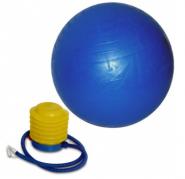 Gimnastikos kamuolys 75 cm + pompa