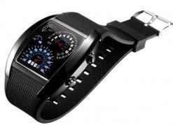 """Vyriškas LED laikrodis """"Formulė F1"""""""