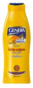 "Apsauginis deginimosi pienelis su vitaminu E SPF 15 ""Genera"", 250 ml"