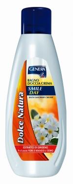 "Dušo putos su apelsinų žiedais ir citrina ""Genera"", 1000 ml"