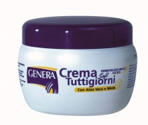 "Universalus kremas ""Genera Everyday Soft Cream with Aloe and Honey"", 250 ml"
