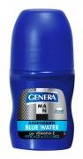 "Rutulinis dezodorantas vyrams ""Genera Blue Water"", 50 ml"