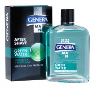 "Losjonas po skutimosi ""Genera Green Water Alcoholic After Shave"", 100 ml"