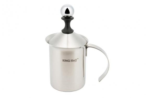"""Puodas pieno putoms gaminti """"King Hoff"""", 0,4l"""