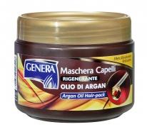 """Plaukų kaukė su argano aliejumi """"Genera"""", 500 ml"""