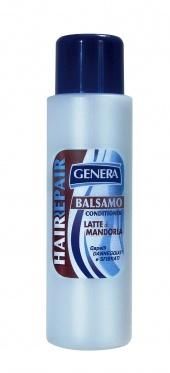 """Balzamas plaukams su migdolų pienu """"Genera"""", 500 ml"""