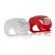 LED žibintai dviračiams (2vnt.)