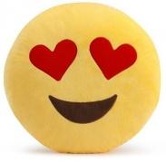 """Dekoratyvinė pagalvėlė """"Emoji Lover"""""""