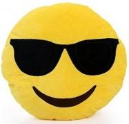 "Dekoratyvinė pagalvėlė ""Emoji Cool"""