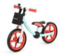 """Balansinis dviratis """"Kinderkraft 2way next"""". Mėlynas"""