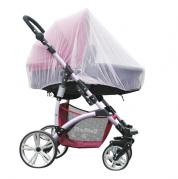 Apsauginis tinklelis vaikiškam vežimėliui