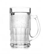 "Ledinis alaus bokalas ""Chiller XXL"", 650 ml"