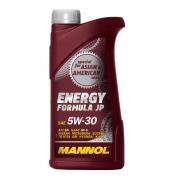 "Sintetinė variklių alyva ""MANNOL ENERGY FORMULA JP SAE 5W-30"", 1l"