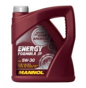 "Sintetinė variklių alyva ""MANNOL ENERGY FORMULA JP SAE 5W-30"", 4l"