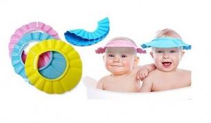 Maudynių kepuraitė kūdikiams ir vaikams