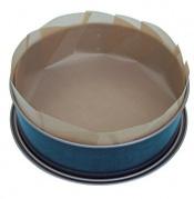 """Apvalus daugkartinio naudojimo kepimo kilimėlis """"Josko"""", Ø 20 - 32 cm"""