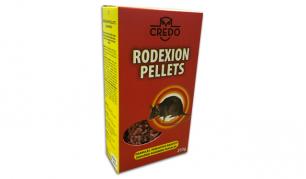 Granulės graužikų naikinimui RODEXION PELLETS 200 g