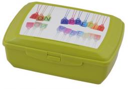 """Priešpiečių dėžutė """"BranQ"""" (žalia)"""