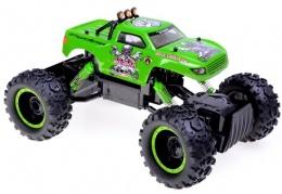 """Radijo bangomis valdoma mašina """"Rock Crawler"""" (žalia)"""