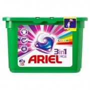 """Skalbimo kapsulės """"Ariel 3in1 Color & Style"""""""