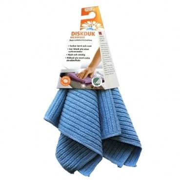"Mikropluošto šluostė indams ""Smart Microfiber Dish Cloth"" (mėlyna)"
