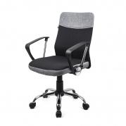 """Biuro kėdė """"Homekraft Davik"""" (juoda)"""
