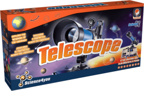 """Rinkinys """"Teleskopas"""""""