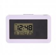 Laikrodis - žadintuvas su projektoriumi ir snaudimo funkcija
