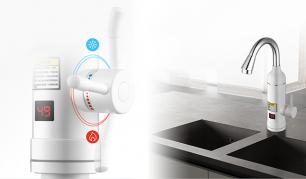 """Elektrinis vandens šildytuvas """"S5"""" su LCD ekranu"""