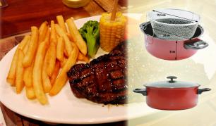 Nepakeičiamas virtuvės pagalbininkas aukštos kokybės daugiafunkcinis puodas!