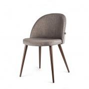 """Valgomojo kėdžių rinkinys """"Homekraft Miku"""", 4 vnt."""