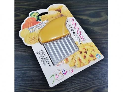 Nerūdijančio plieno bulvių pjaustyklė