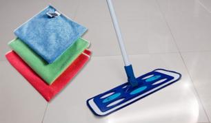 "Rinkinys švariems namams ""Smart Cleaning start-pack"""