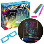 """Magiškoji 3D piešimo lenta vaikams """"Magic Drawing Board"""""""