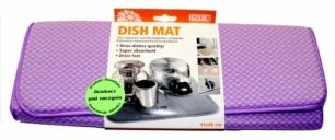 """Smart Dish Mat"" indų kilimėlis (violetinis)"