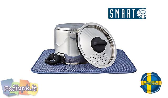 """Smart Dish Mat"" indų kilimėlis (mėlynas)"