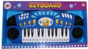 Žaislinė muzikinė klaviatūra vaikams