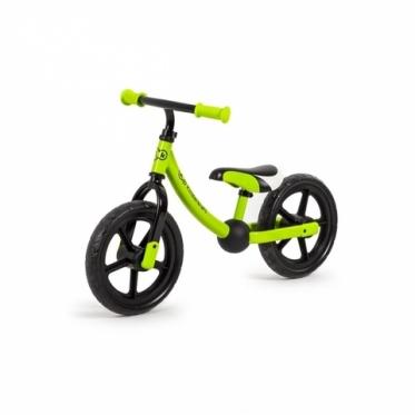 """Balansinis dviratis be aksesuarų """"Kinderkraft 2way next"""". Žalias"""