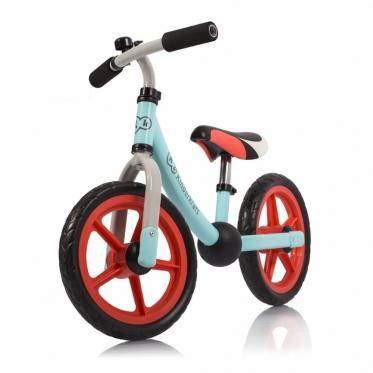 """Balansinis dviratis be aksesuarų """"Kinderkraft 2way next"""". Mėlynas"""