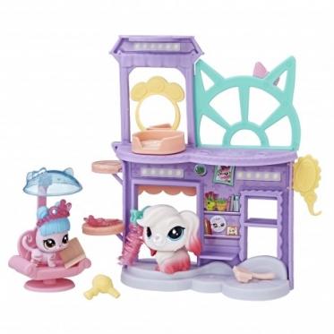 """Littlest pet shop"" gyvūnėlių salonas"