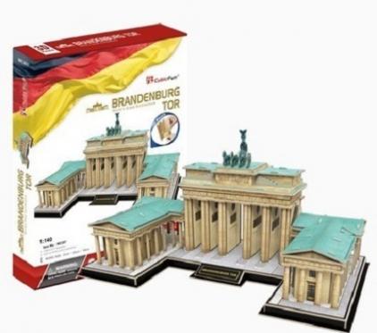 """3D dėlionė """"Brandenburgo vartai"""""""