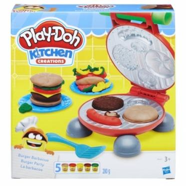 """""""Hasbro"""" žaislinis suvožtinių kepimo rinkinys """"Play Doh Kitchen"""""""