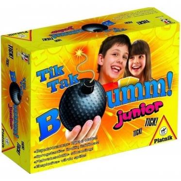"""Piatnik"" stalo žaidimas ""Tik Tak Bumm Junior"""