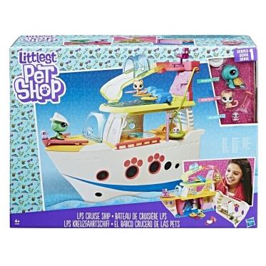 """""""Littlest Pet Shop"""" kruizinis laivas"""