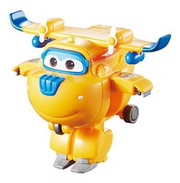 """Super Sparnai"" mini - transformeris lėktuvėlis ""Donnie"""